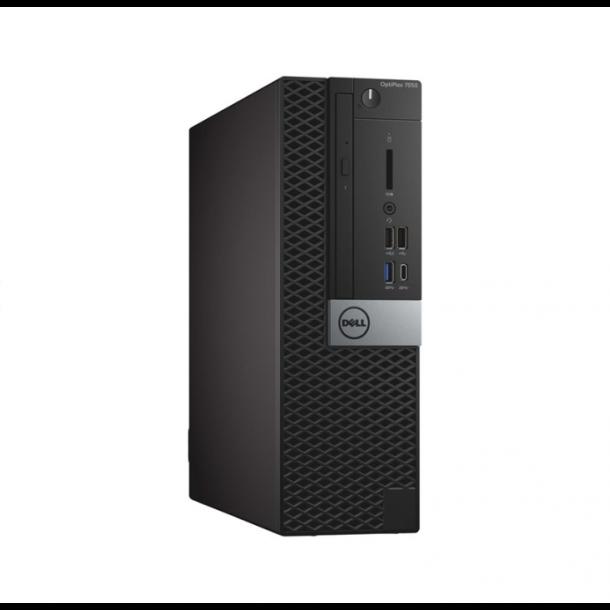 Dell Optiplex 7050 SFF / i5-7600 3.50 GHz / 8 GB RAM / 256 GB SSD / Win 10 Pro / Grade B