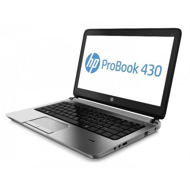 HP ProBook 430 G2 / i3-5010U 2.10 GHz / 4 GB / 128 GB SSD / WIN 10 Grade C
